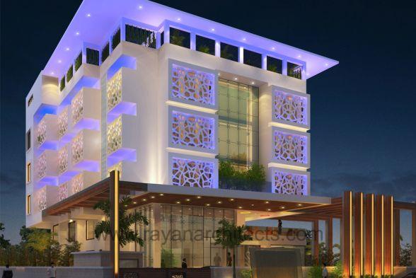 Hotels Rayan Ibrahim Architects