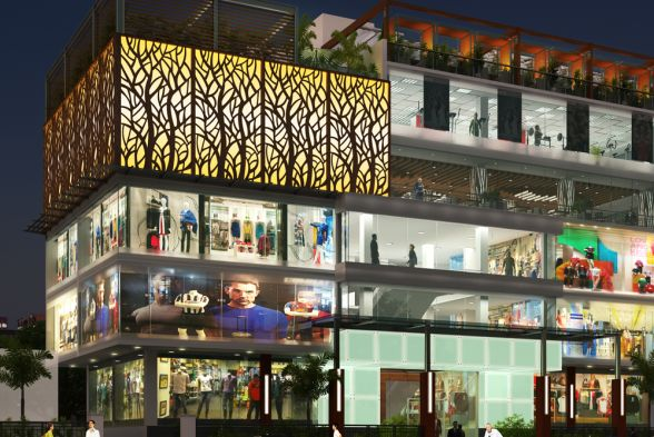 Shopping Centres Rayan Ibrahim Architects