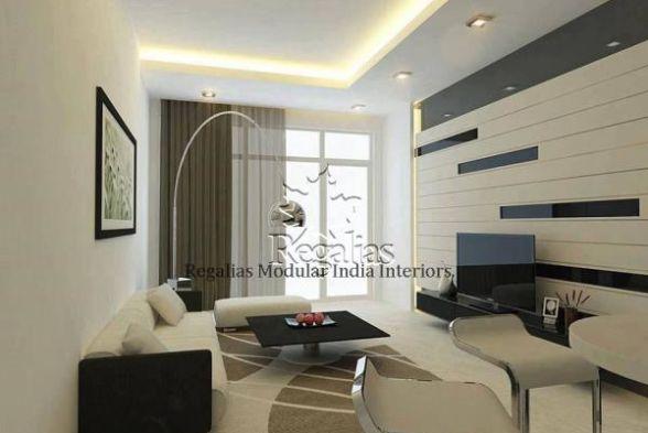 Living Room Regalias Interiors