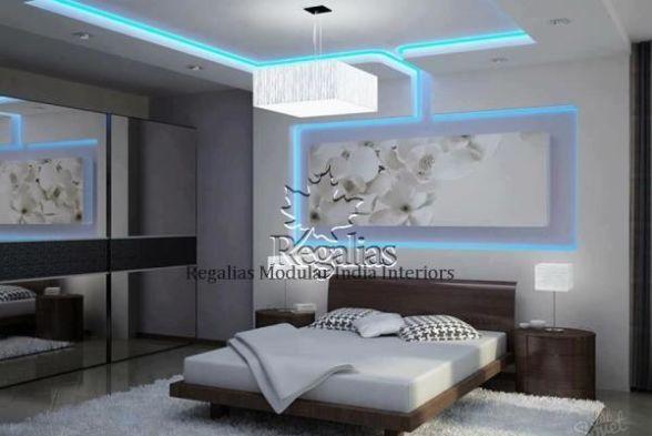 Bedroom Regalias Interiors