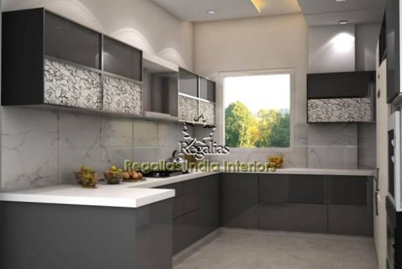 Kitchen Regalias Interiors