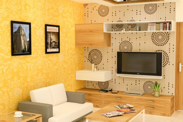 Living Room Revanth Infratech