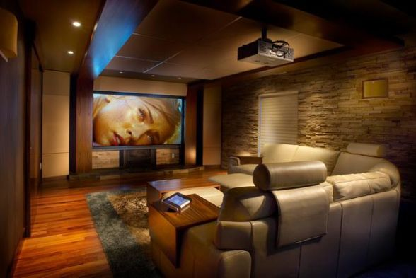 Home Theater Rincon Realty