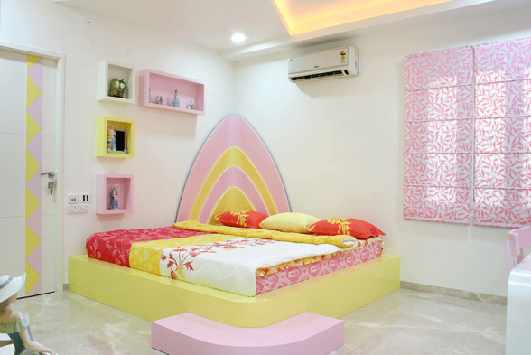 Nursery/Kid's room Rohit Interiors