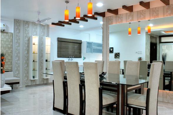 Dining Room Rohit Interiors