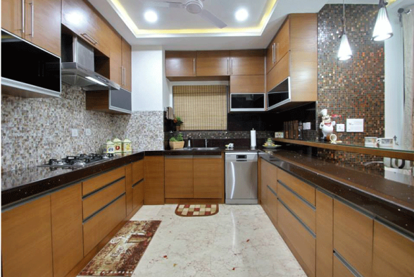 Kitchen Rohit Interiors