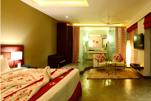 Bedroom Rohit Interiors