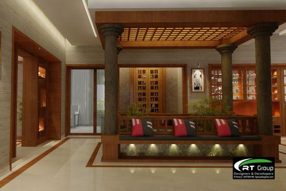 Corridor & Hallway RT Group Designers