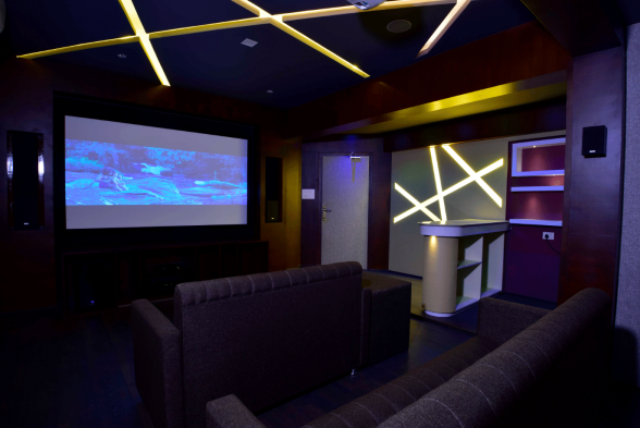 Home Theater RT Group Designers