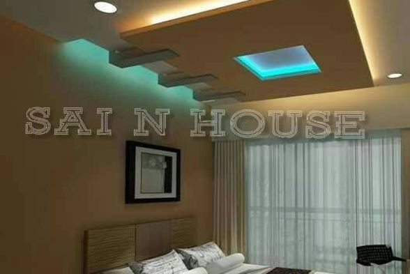 Bedroom Sai N House Interiors
