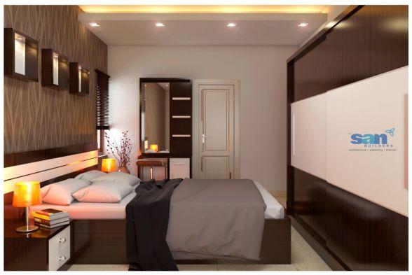 Bedroom San Builders