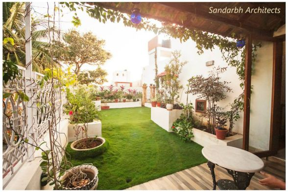 Garden Sandarbh Architects
