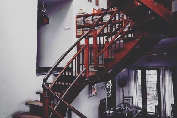 Corridor & Hallway Sandarbh Architects
