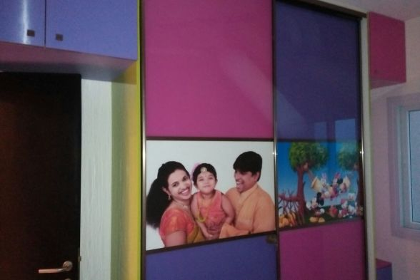 Dressing Room Santhosh Pandey