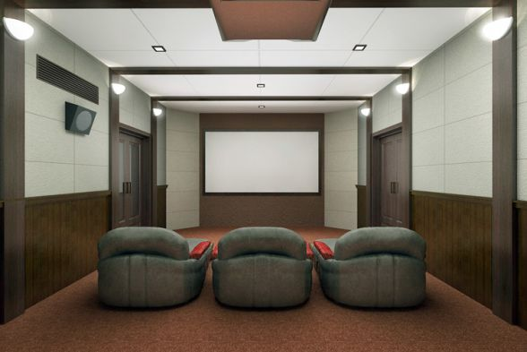 Home Theater Shree Designers