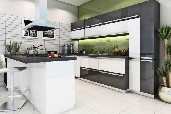 Kitchen Shrestha Interiors