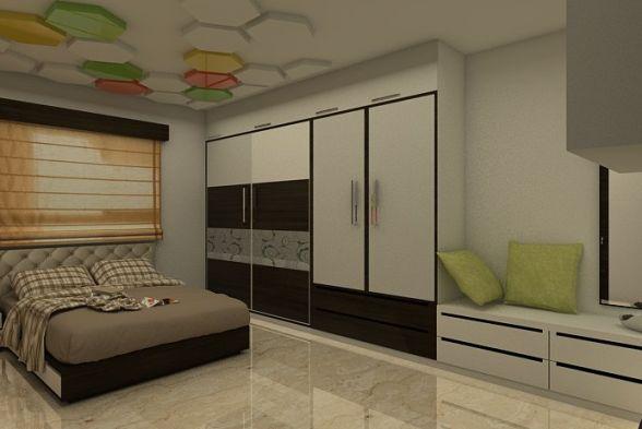 Bedroom Shrestha Interiors