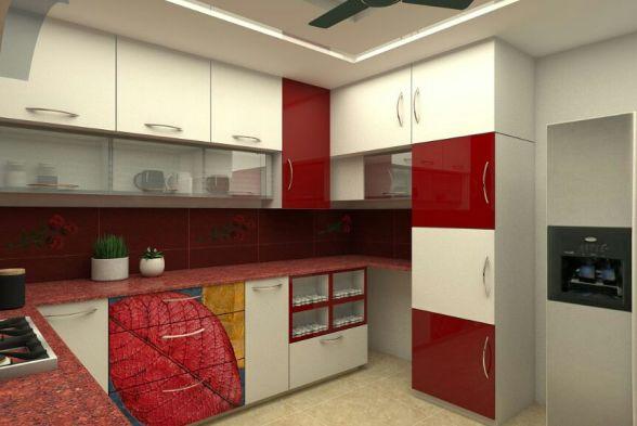 Kitchen Shrestha Interiors