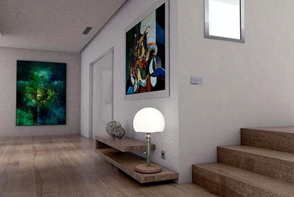 Corridor & Hallway SLN Interiors