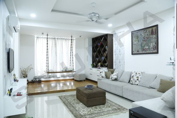Living Room Soudha Consultants