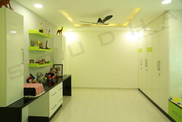Nursery/Kid's room Soudha Consultants