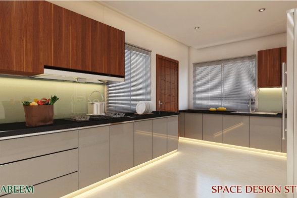 Kitchen Space Design Studio Interiors