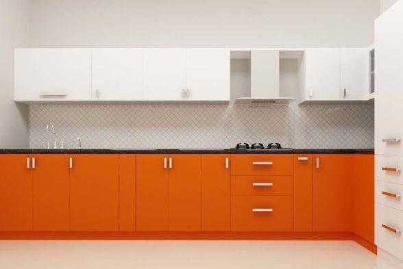Kitchen SpaceandForms Interiors
