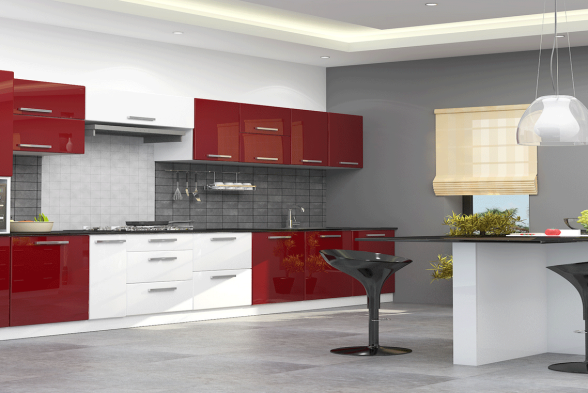 Kitchen Spacetech Interiors