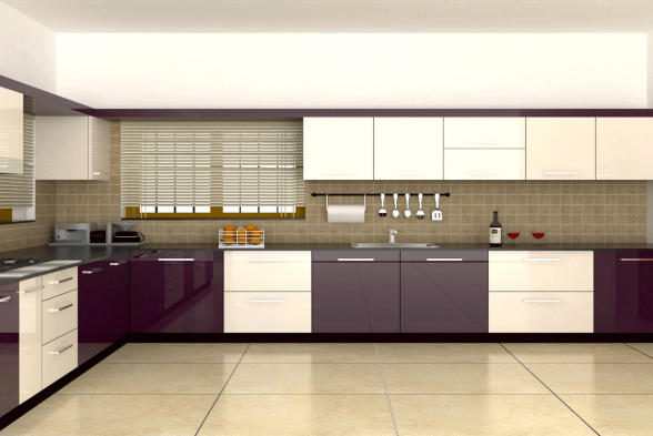 Kitchen Spacetech Interiors