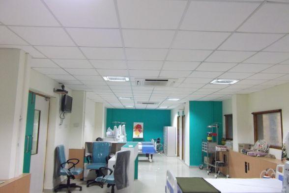 Hospitals Spacio Interior