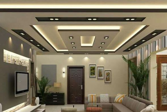 False Ceiling Sreekas Interior