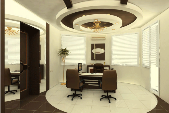 Offices & Stores Sri Sai Padma Interiors
