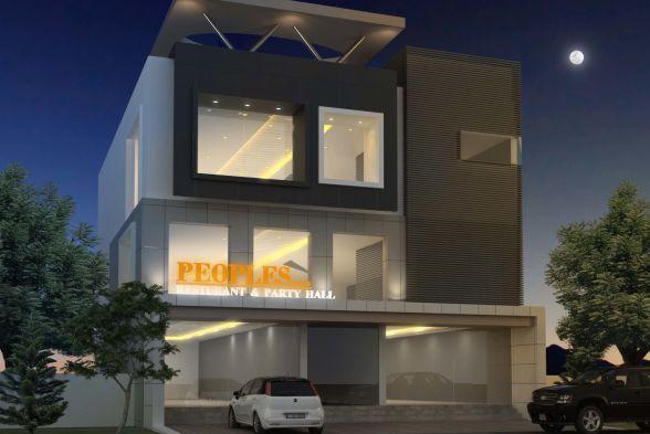 Event Venues Studio HD Architects