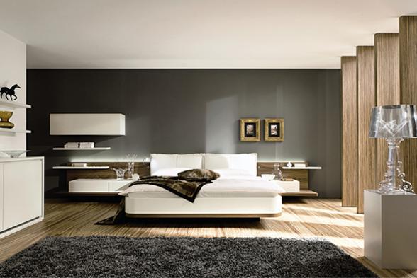 Bedroom Swan Interiors