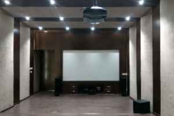 Home Theater Syed Pasha