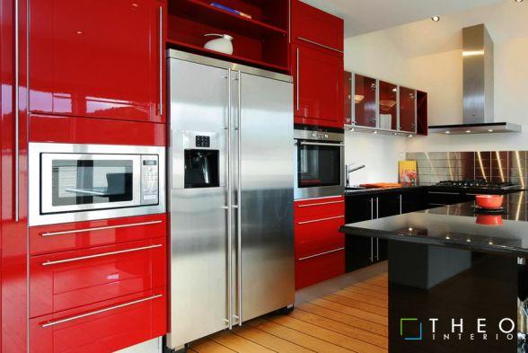 Kitchen Theoz Interiors