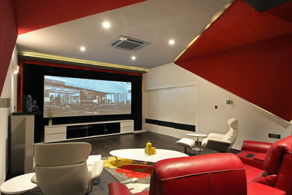 Home Theater Tru Designs