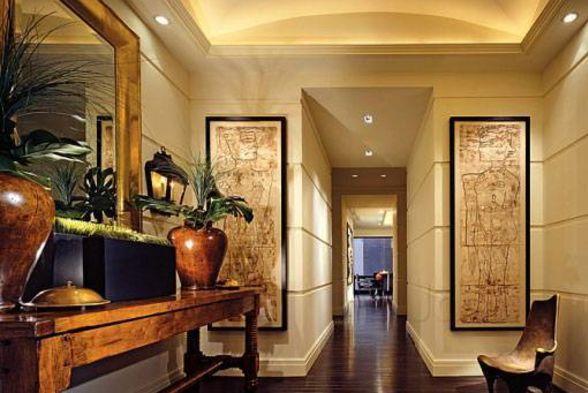 Corridor & Hallway Utopia Interiors and Architects