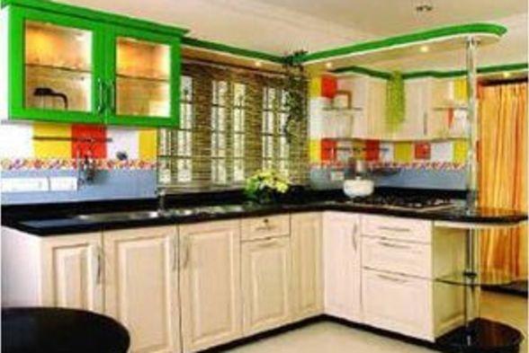Kitchen VASANTHINTERIORS FACTORY
