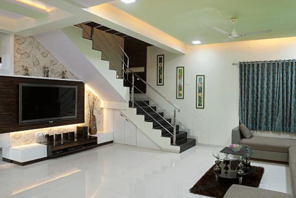 Corridor & Hallway Vinayak Interiors