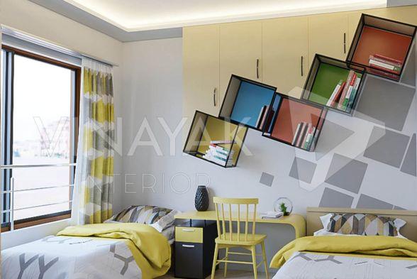 Living Room Vinayak Interiors