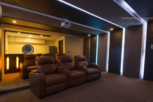Home Theater vinayak v