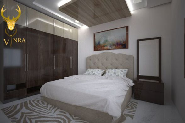 Bedroom Vinra interiors