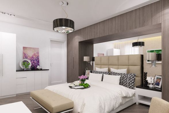 Bedroom Vishra Interiors