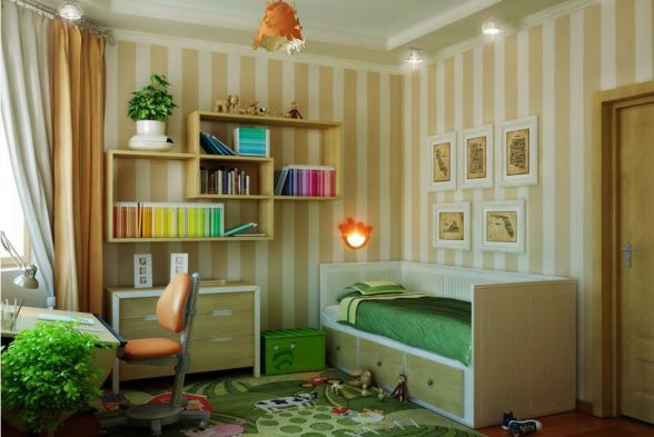 Nursery/Kid's room Vishra Interiors