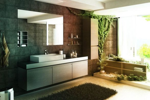 Bathroom Vishra Interiors