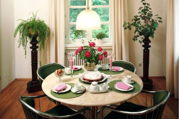 Dining Room Vishra Interiors