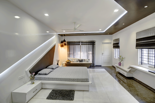 Bedroom Vistaar Associates