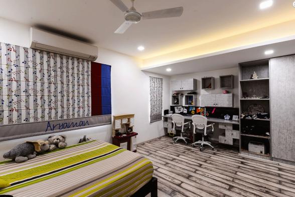 Nursery/Kid's room Vistaar Associates