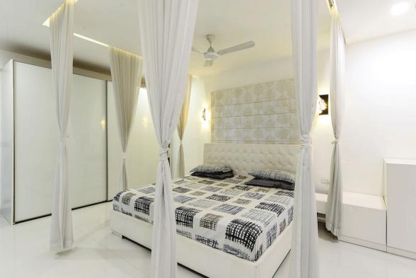 Bedroom Vistaar Associates